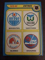 1979-80 Topps Card #261 Wayne Gretzky Rookie Checklist 18