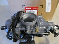 NEW GENUINE HONDA OEM FACTORY RANCHER TRX 400 AT CARBURETOR FITS 2004-2006 ATV
