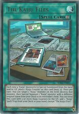 Yu-Gi-Oh: THE KAIJU FILES - BLRR-EN091 - 1st Edition - Ultra Rare Card