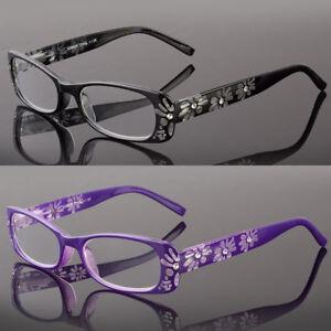 Reading Glasses Women Stylish Rhinestone Design Readers Spring Hinge Quality