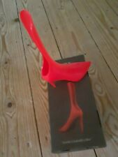 Qualy Cindy Shoehorn in red Plastic, Original box,
