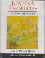 Joanna Trollope A Spanish Lover 2 Cassette Audio Book Romance Abridged FASTPOST