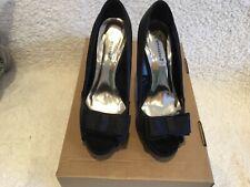 Ladies Atmosphere Black Shoes Size  4 BNWT