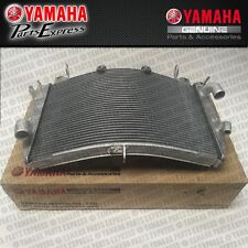 NEW 2009 - 2014 YAMAHA YZF R1 YZFR1 GENUINE OEM RADIATOR COOLER 14B-12461-00-00
