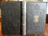 Illustrated Family Magazine 1846 SDUK 9 periodicals wood engravings rare book