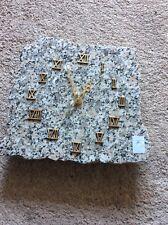 Pendule sur plaque de marbre Décoratif vintage (7)