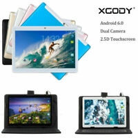 "XGODY 10.1""  Android 6.0 16GB Quad core 2SIM WIFI 3G Tablet Phablet Unlocked IPS"