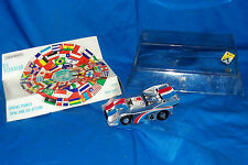 "Toy Car UN Guardian 5"" Friction Motor Wind Up United Nations Race SS Kresge Co."
