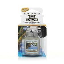 Yankee Candle Car Jar Freshener Ultimate Coconut Bay Single 3d