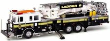 Code 3 Chief's Edition 8 Aerialscope Tower Ladder 12258 1/64 Scale Diecast Truck