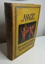 More details for magic stage illusions and scientific diversions a a hopkins 1897 antique book