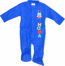 Unbranded 100% Cotton Sleepwear (0-24 Months) for Boys