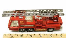 Matchbox Super Kings Lesney Fire Tender K-9 Denver Vintage Lesney 1972 Die Cast
