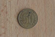 50 Fifty PARA Yugoslavia 1979 SFR Jugoslavija coin
