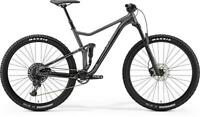 "Merida ONE-TWENTY 600  L 19"" SILK BLACK  MTB FULL SUSPENSION Sram NX Eagle 2019"