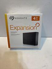Seagate Expansion 4TB External Harddrive