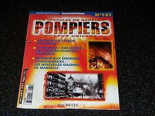 FASCICULE - LES VEHICULES DE SAPEURS POMPIERS & LEUR UNIVERS - N° 131