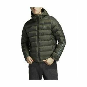 NWT $150 Adidas Itavic 3-Stripes 2.0 Winter Jacket Synthetic DZ1410 Sz XL