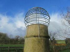 Two chimney cowls