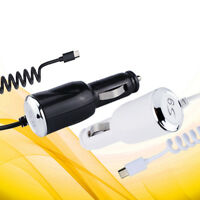 Newest Type-C USB C Car Charger Rapid Charge Charging 5V/2.1A for iPhone iPad D2