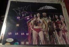 King Mo Signed 8x10 Photo Autographed COA JSA SOA  WWE TNA MMA Bellator