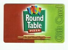 Round Table Gift Card - Pizza Restaurant - No Value - I Combine Shipping