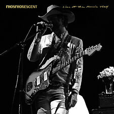 Phosphorescent Live at the Music Hall 3x Vinyl LP Record & MP3 muchacho tour NEW