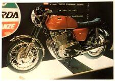Cartolina Moto Laverda 1000 cc