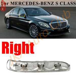 Right Rearview Mirror Turn Signal Light x For Mercedes-Benz CL S Class W220/215