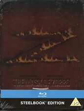 THE MASK OF ZORRO (1998) - Limited Edition Blu-Ray Steelbook -