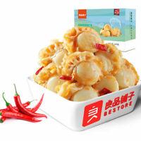 良品铺子香辣虾夷扇贝 100g Liang Pin Pu Zi Spicy scallop 100g