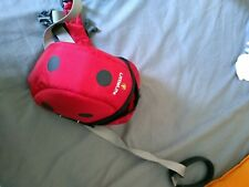 Little life Ladybird Backpack Reins-Mint Condition