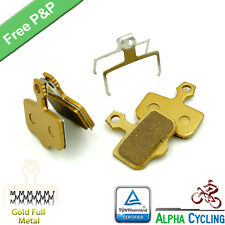 Disc Brake Pads for AVID Elixir R, CR, CR Mag, 1, 3, 5, 7, 9, 2 Pairs, G-Metal