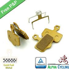 Disc Brake Pads for AVID Elixir R, CR, CR Mag, 1, 3, 5, 7, 9, 2 Pairs, G-Metal