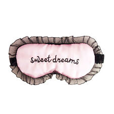 Lace Sleeping Eye Mask Blindfold Shade Sleep Aid 5 Kinds For Choose SOL