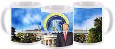DONALD TRUMP 45th PRESIDENT WHITE HOUSE CERAMIC COFFEE MUG