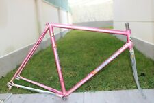 NOS NEW RARE CORBETTA STEEL FRAME 54X54 COLUMBUS SL CAMPAGNOLO DROP OUTS VINTAGE