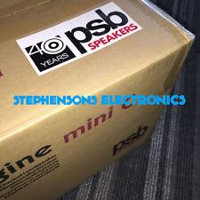 BrandNew PSB Speakers Imagine Mini C Center Speaker (Black)