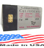 2 GRAM G 24K GOLD BAR TGR BULLION 999.9 NORTH AMERICAN EDITION ASSAY CARD 7935 !