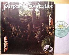 FAIRPORT CONVENTION - Farewell-Farewell - '79 UK press LIVE folk psych LP - NM