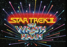 STAR TREK 2 THE WRATH OF KAHN 2x2 tranparency original studio slide