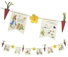 PETER RABBIT 1st/Birthday Party/Christening Boxed Party Garland