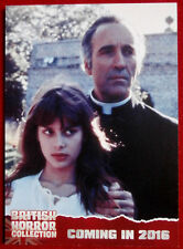 BRITISH HORROR COLLECTION - NASTASSJA KINSKI, To The Devil... - PREVIEW Card PR9