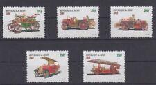 Benin 2001 Feuerwehr fire engine bomberos  postfrisch seltene Ausgabe