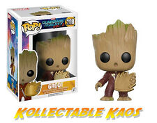 Guardians of the Galaxy: Vol 2 - Ravager Groot with Patch Pop! Vinyl Figure(RS)