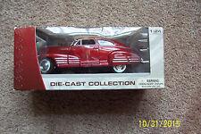 1948 Chevy Aerosedan Fleetline Diecast - 1:24 - NIP