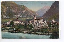 SUISSE SWITZERLAND Canton du VALAIS VIEGE NVue generale couleur