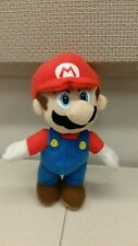 "Super Mario Bros.Plush Doll key chain toy 7"" Iconic Nintendo game character man"