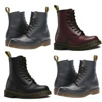Dr. Martens 1460 Schuhe 8-Loch Freizeit Boots Docs Stiefel Leder 3 Farben NEU
