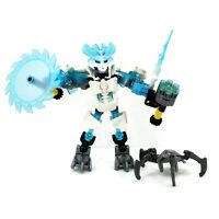 LEGO Bionicle Protector of Ice Set 70782 Complete No Instructions No Box
